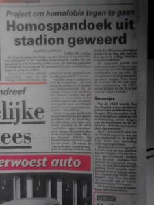 De Telegraaf, 4 april 2014