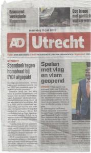 Algemeen Dagblad, 15 juli 2013